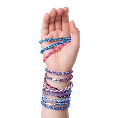 Cool Maker Kumifantasy Fashion Pack Activity Kit With Images Bracelet Designs Activity Kits Stylish Bracelet