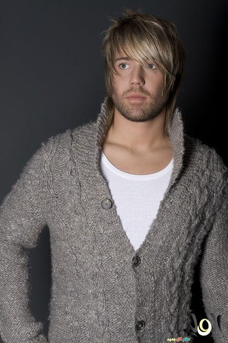 تسريحات جديده تسريحات شعر للشباب تسريحات شعر للرجال عالم أزياء وموضة الرجال Cabelo