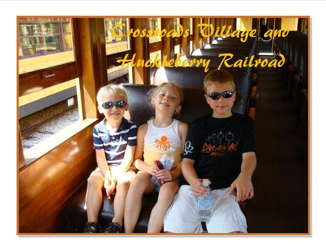 Learning about history can be great fun when visiting a historical village. Crossroads Village and Huckleberry Railroad in Flint, Michigan, are a great way to have some fun while enjoying and learning about life in the past.