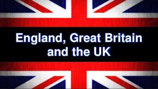 الفرق بين بريطانيا وإنجلترا والمملكة المتحدة England And Britain Difference يظن الكثيرين أن بريطانيا وإنجلترا هم نفس ال Learn English Karachi News Learning