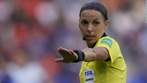UEFA Super Cup final: Stéphanie Frappart will be first female ref to take charge of Liverpool vs. Chelsea