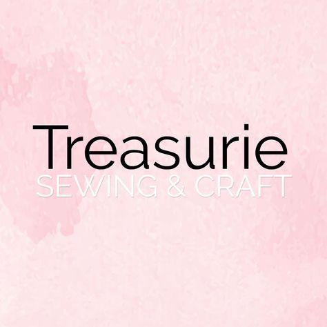 Sewing & Craft Blog   TREASURIE