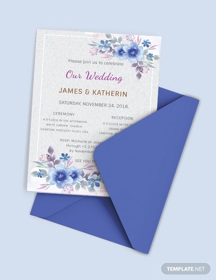 Wedding Invitation Card Template Free Jpg Google Docs Illustrator Word Outlook Apple Pages Psd Publisher Template Net Simple Wedding Invitation Card Marriage Invitation Card Creative Wedding Invitations