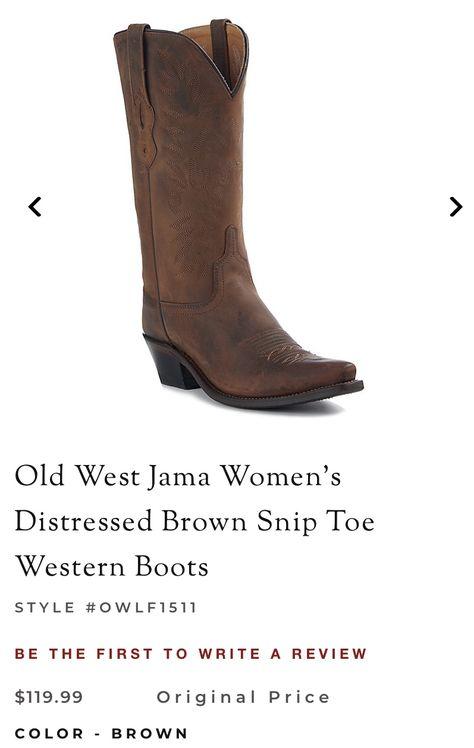 ARIAT Hacienda Boots size 7B