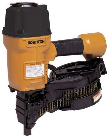 Bostitch Coil Framing Nailer Round Head 1 1 2 To 3 1 4 Inch N80cb 1 In 2020 Framing Nailers Nailer Coil Nailer