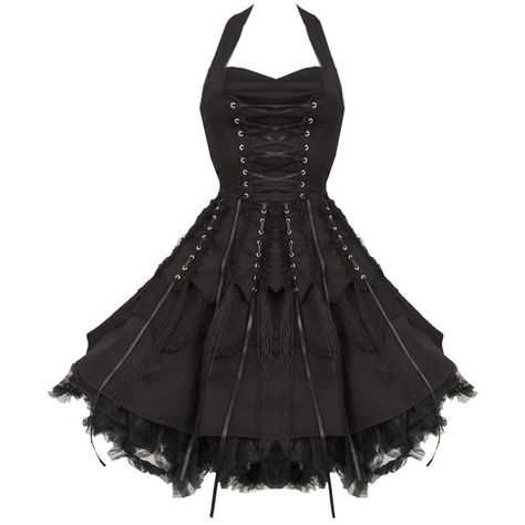 Image detail for -... Celebrity Fashion | Photoshoots - GOTH BRIDESMAID CORSET PROM DRESS