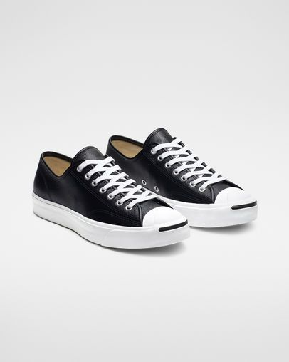 jack purcell leather sneaker
