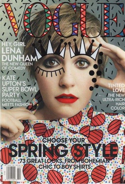 62 Trendy Ideas For Fashion Magazine Typography Vogue Covers