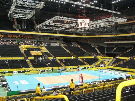 Saitama Super Arena Japan