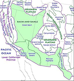 United States Mountain Ranges Map Cc Cycle Week Classical - Mountain ranges of the united states