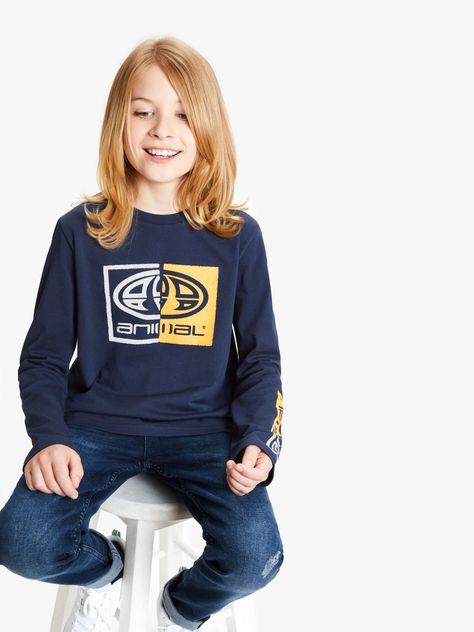Animal Boys Board T-Shirt