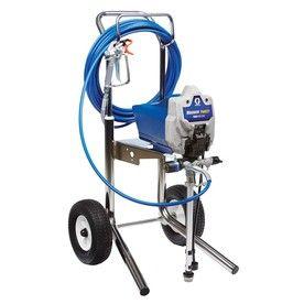 Graco Prox21 Cart Airless Paint Sprayer Electric Stationary Airless Paint Sprayer 17g182 Paint Sprayer Sprayers Hi Boy