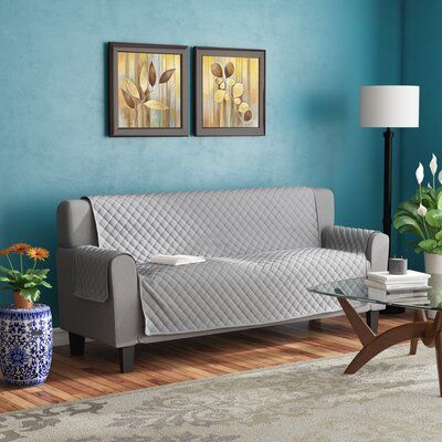 Winston Porter T Cushion Sofa Slipcover