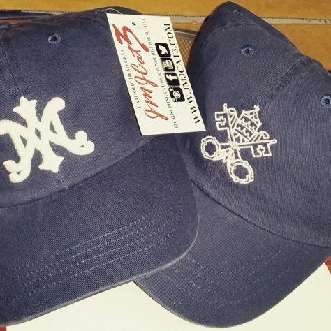 JMJCat3 Catholic Head Gear Polo Caps