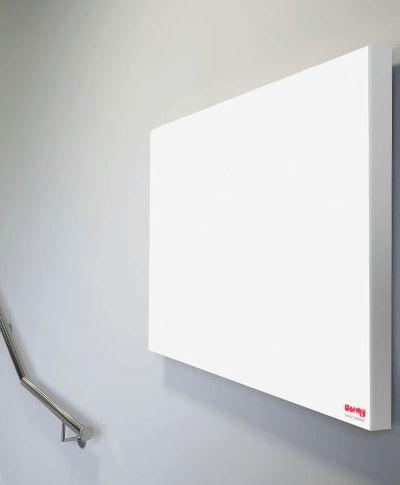 Pannelli Riscaldanti Warmy Tecnico Bianco Orizzontale 100x50cm