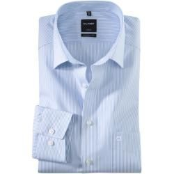Olymp Luxor Shirt Moderne Passform Extra Langer Arm Bleu 40 Olymp Arm Bleu Extra Langer Luxor Moderne Olymp In 2020 Modern Fit Shirts Everyday Outfits