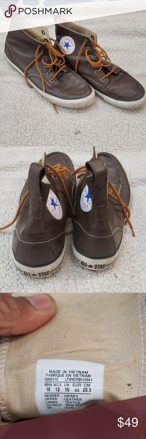 Ltd Edition Converse Platform Sneakers polka dot NWT