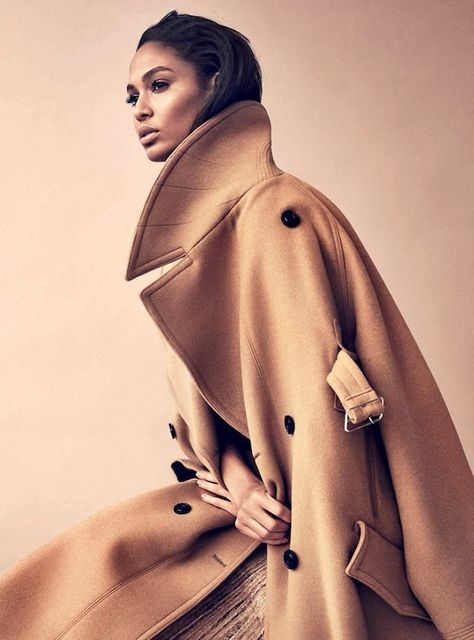 This Stunning Spread Spotlights the Chicest Neutrals for Fall and Winter via @WhoWhatWear