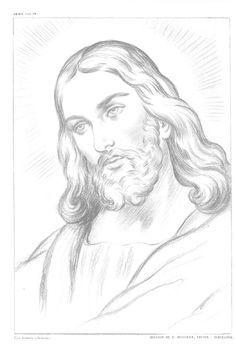 Pin De Guidoagustinpettinari En Dibujos1 Dibujos De Jesus Figuras Religiosas Dibujos De Pinterest