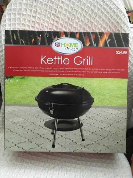 Home Design Kettle Grill