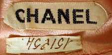 1930s Chanel Label, Metropolitan Museum of Art, NY*
