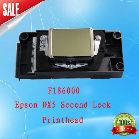 Solvent Second Lock Dx5 Print Head High Quality New Original