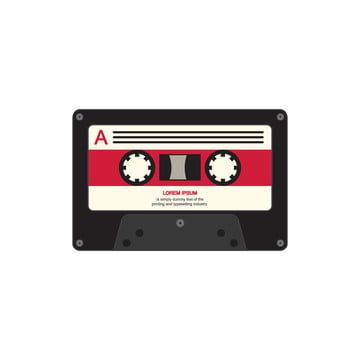 Audio Cassette Tape Flat Design Audio Icons Casette 80s Png And Vector With Transparent Background For Free Download Cassette Tapes Audio Cassette Audio Cassette Tapes