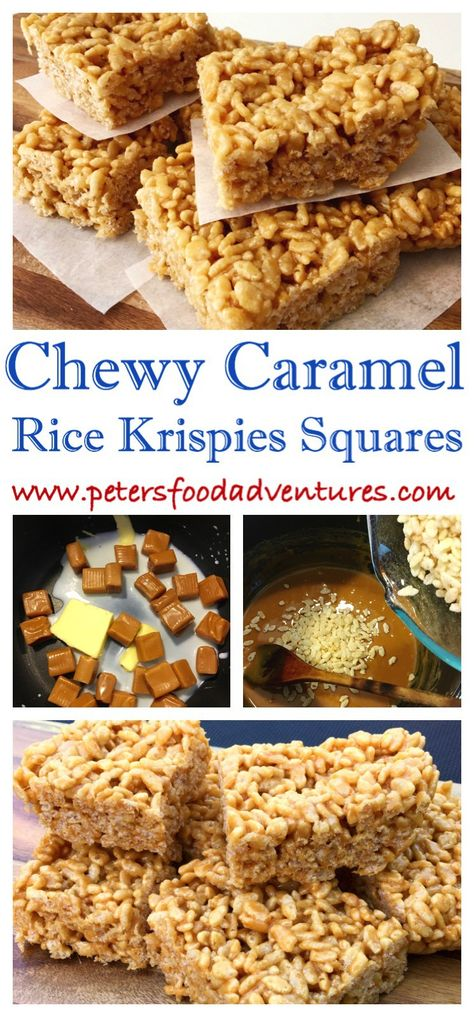 A nostalgic treat from the good old days. A gooey caramel treat, recipe found on…