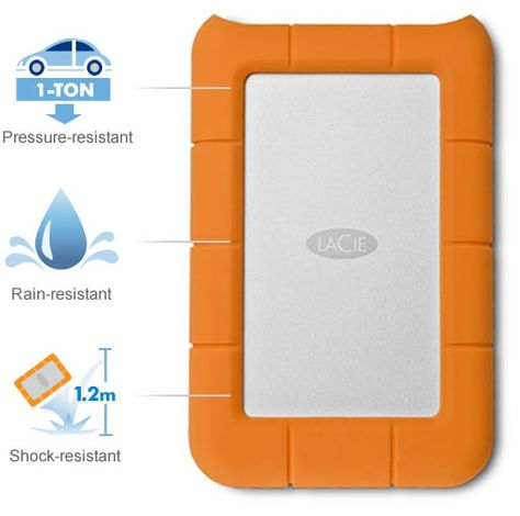 Ts Iconic Orange Design And Secure Form Factor The Rugged Has Been One Of Our Most Popular Hard Drives With The Rugged Mini We Ve Shrunk
