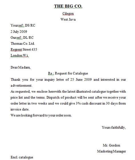 Contoh Surat Pesanan Elektronik Bahasa Inggris Contoh