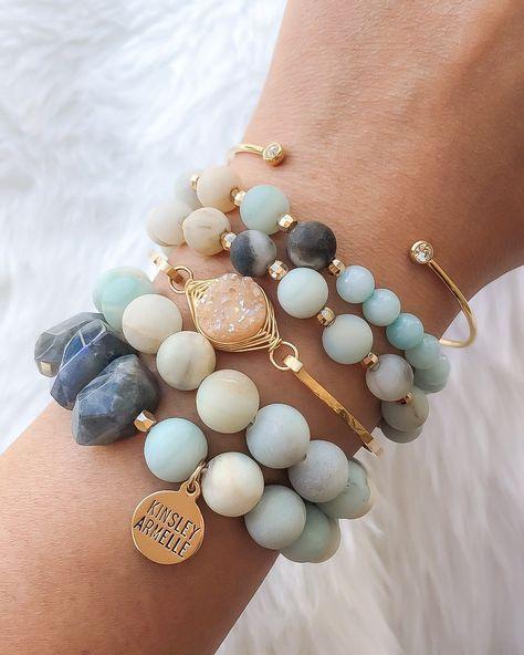 NEW Sedef Handmade Multi Strand Bracelet