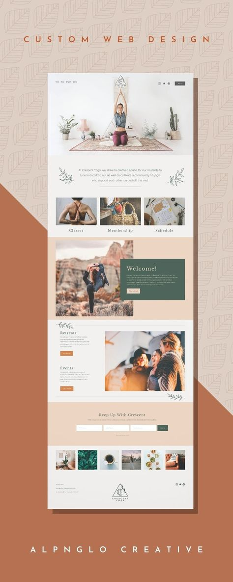 Custom Websites | Squarespace Web Design