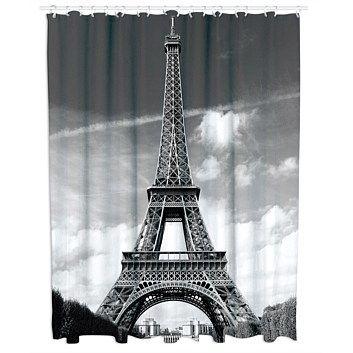 Paris Shower Curtain Love This Paris Bathroom Decor Fabric Shower Curtains Paris Bathroom
