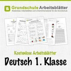 ABC-Werkstatt (Arbeitsblätter zur Buchstabeneinführung) | Deutsch ...