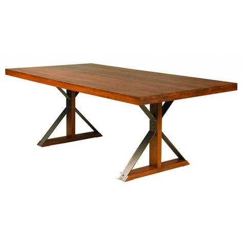 Saloom Furniture Ambrose Dining Table Dining Table Solid Wood