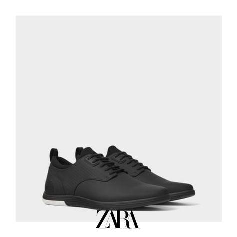 ZARA - Male - Matte sneakers | All
