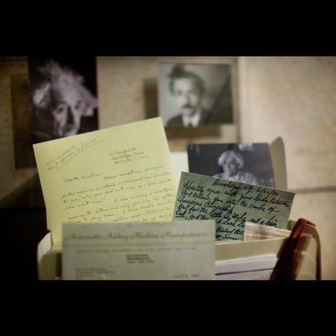 Los papeles de Einstein, disponibles online
