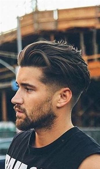 How To Make Your Curly Beard Straight With Pro Straightening Tips Long Hair Styles Men Men S Short Hair Hair And Beard Styles