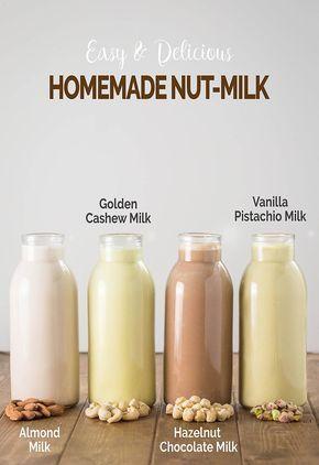 Lernen Sie Mit The Nutra Konservierungsmittelfreier Hausgemachter Muskatnuss Und Milchshake Rezept Homemade Nut Milk Nut Milk Nut Milk Recipe