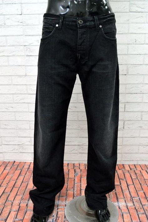 detailed look e0991 5f68d Jeans ARMANI JEANS Uomo Taglia Size 36 50 Pantalone Jeans ...