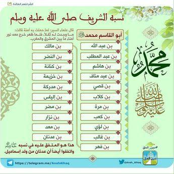 زوجات الرسول Islam Facts Learn Islam Eid Mubarak Quotes