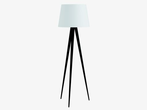 Yves Black Metal Black Tripod Floor Lamp Base Floor Lamps Habitatuk Black Tripod Floor Lamp Floor Lamp Base Floor Lamp