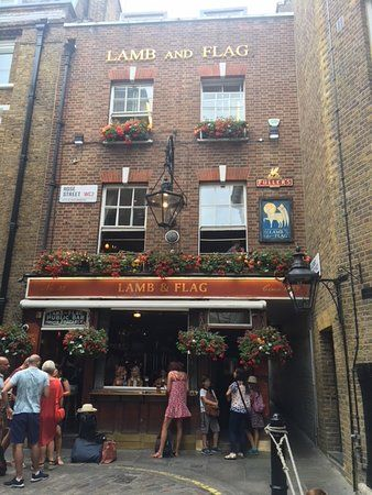 Lamb Flag London 2018 All You Need To Know Before You Go With Photos Tripadvisor Things To Do In London Trip Advisor London Tourist Attractions