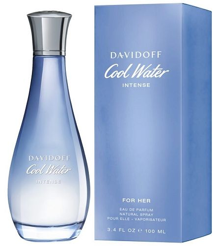 Cool Water Intense Perfume For Women By Davidoff 2019 Perfumemaster Com Perfume Fragrances Perfume Perfume Scents