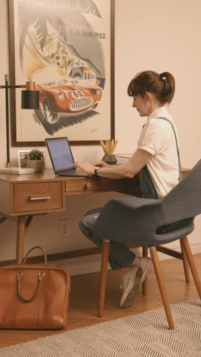 Transform Your Home Office From An Ordinary Extra Room With A Desk