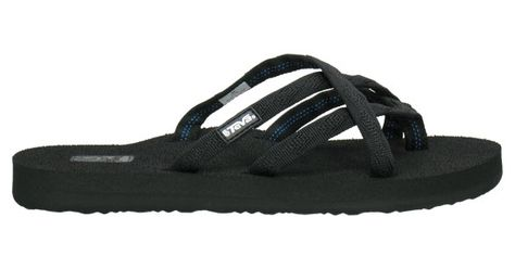 218864cab67532 Teva Olowahu The most comfortable sandals in the whole wide world! No  break-in required. Mold to your foot. I will never give these up!