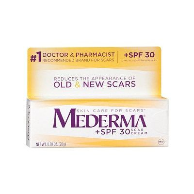 Mederma Scar Cream Spf 30 Sunscreen With Images Scar Cream Mederma Scar Cream Mederma