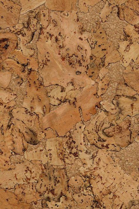 Cork Wall Tiles Tackboard: Desert