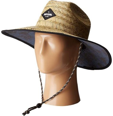 6b42b6218e558 Rip Curl - Palm Time Straw Hat Traditional Hats