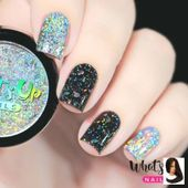 Whats Up Nails Holographic Flakies #naileffect #nail #effect #holo  Nail designs  Ron Huntington